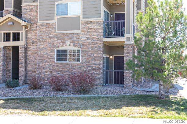17525 Wilde Avenue #102, Parker, CO 80134 (#6141185) :: Mile High Luxury Real Estate