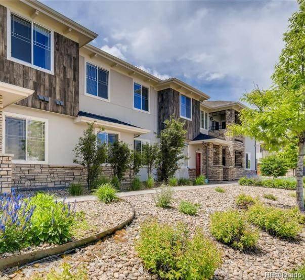 9300 E Florida Avenue #307, Denver, CO 80247 (#6145993) :: Re/Max Structure