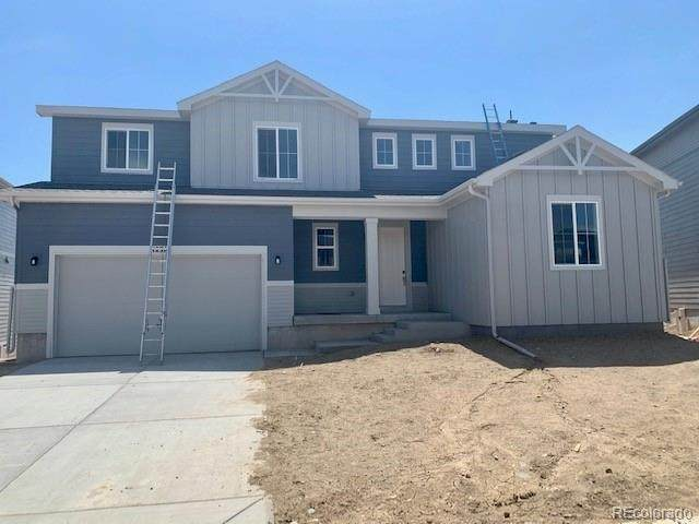 12914 Washburn Court, Parker, CO 80134 (#6154594) :: Peak Properties Group