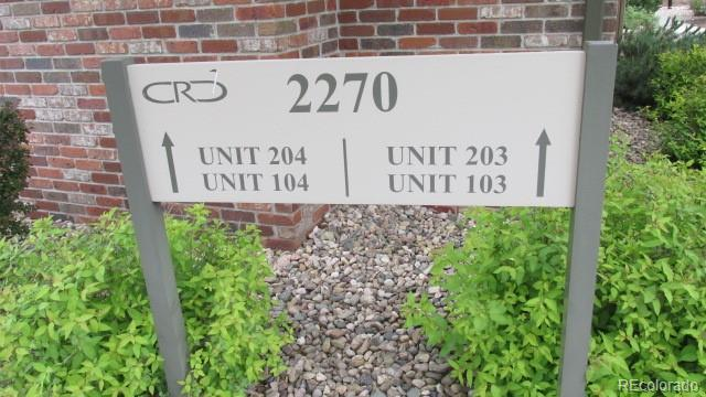2270 S Vaughn Way #204, Aurora, CO 80014 (MLS #6174944) :: 8z Real Estate