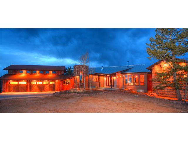 253 Climax Drive, Cripple Creek, CO 80813 (MLS #6176875) :: 8z Real Estate