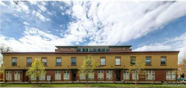 800 E 18th Avenue #205, Denver, CO 80218 (MLS #6182699) :: Keller Williams Realty