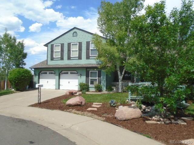 7068 S Kline Way, Littleton, CO 80127 (#6236203) :: Kimberly Austin Properties