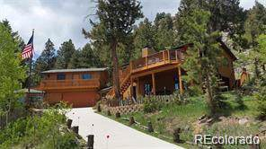 31041 Haldimand Drive, Conifer, CO 80433 (MLS #6241046) :: 8z Real Estate