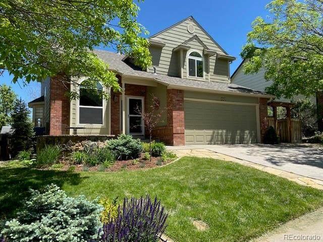 550 Somerset Drive, Golden, CO 80401 (MLS #6244670) :: 8z Real Estate