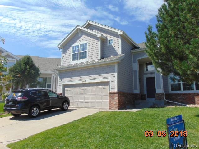 4183 S Quatar Street, Aurora, CO 80018 (#6252453) :: The Peak Properties Group