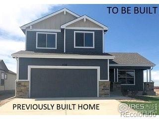 1107 Bison Way, Wiggins, CO 80654 (#6306649) :: James Crocker Team