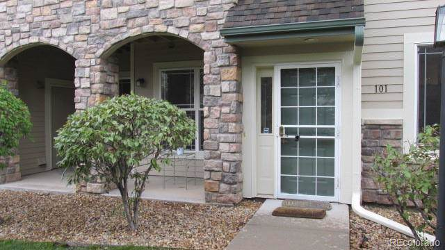 9611 W Coco Circle #101, Littleton, CO 80128 (#6316278) :: The Dixon Group