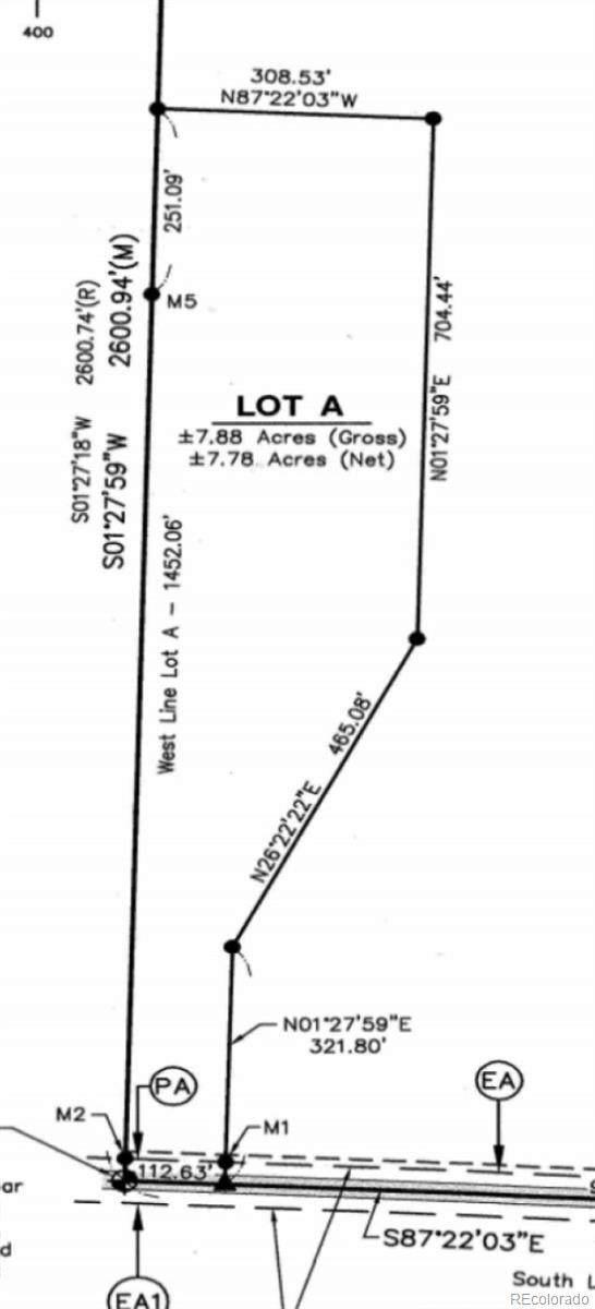 7557 County Rd. 100 Lot A, Wellington, CO 80549 (#6328566) :: Hudson Stonegate Team