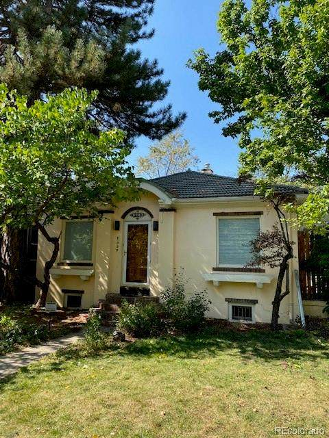 1337 Bellaire Street, Denver, CO 80220 (#6330227) :: Wisdom Real Estate