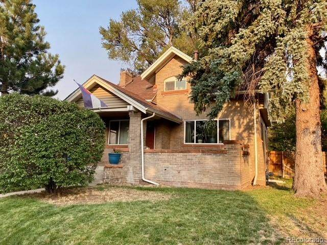 1484 Cherry Street, Denver, CO 80220 (#6352840) :: Stephanie Fryncko | Keller Williams Integrity