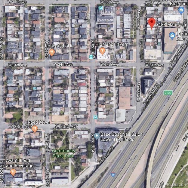 3428 Mariposa Street, Denver, CO 80211 (#6379817) :: The DeGrood Team