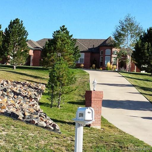 12788 Summit Ridge Road, Parker, CO 80138 (MLS #6407651) :: 8z Real Estate