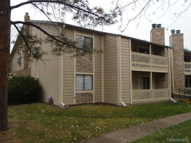 8335 Fairmount Drive 5-204, Denver, CO 80247 (#6422575) :: James Crocker Team