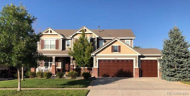 7510 S Eaton Park Way, Aurora, CO 80016 (#6426896) :: Kimberly Austin Properties