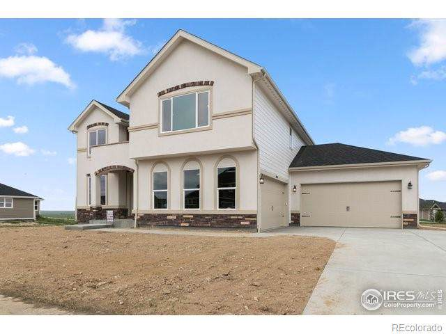 3820 Bridle Ridge Circle, Fort Collins, CO 80524 (#6437846) :: The DeGrood Team