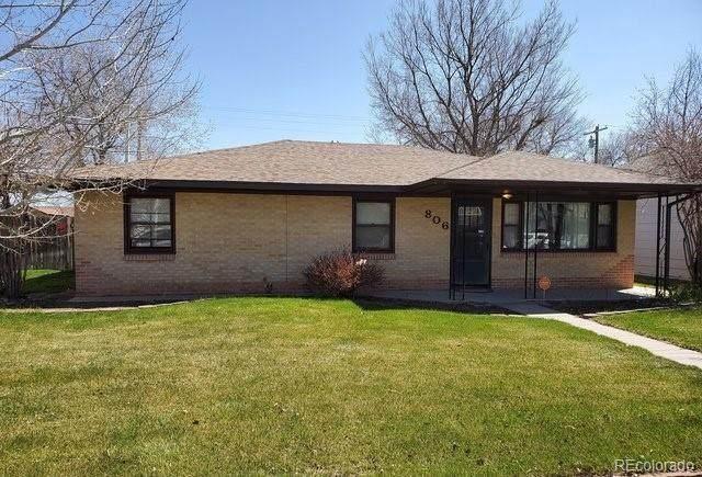 806 Diana Street, Fort Morgan, CO 80701 (MLS #6440402) :: 8z Real Estate