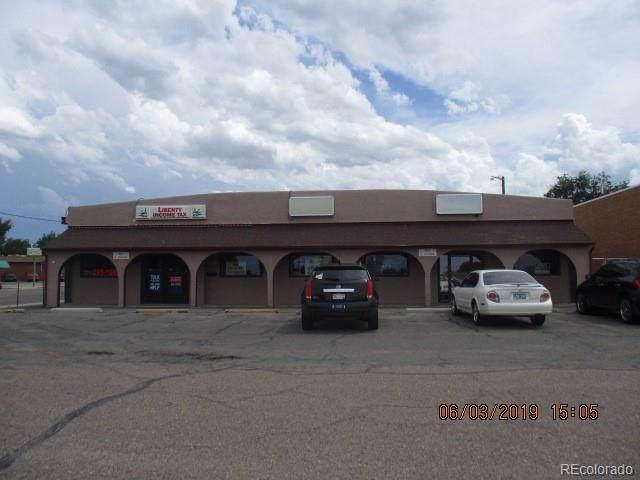1621 S Prairie Avenue, Pueblo, CO 81005 (MLS #6473452) :: 8z Real Estate