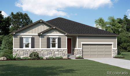 7640 Greenwater Circle, Castle Rock, CO 80108 (#6498122) :: HomeSmart Realty Group