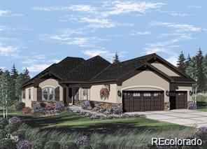 7442 Cameron Drive, Larkspur, CO 80118 (#6522061) :: Bicker Realty