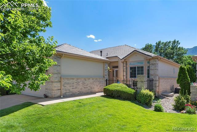 4446 Spiceglen Drive, Colorado Springs, CO 80906 (#6545850) :: HomePopper