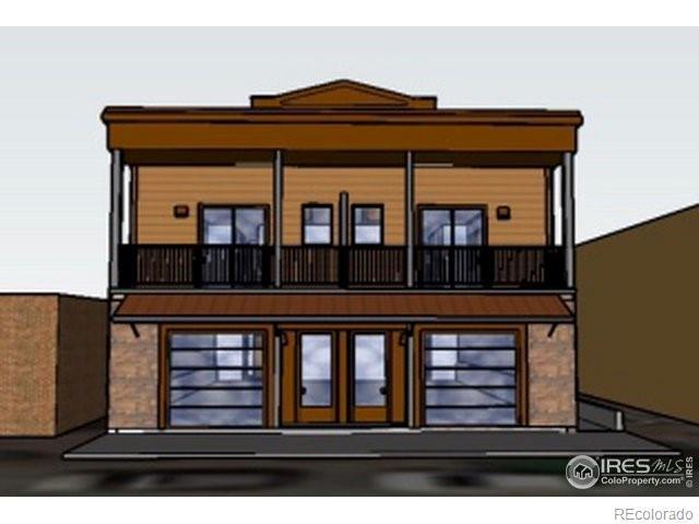 446 Main Street, Lyons, CO 80540 (MLS #6586055) :: Bliss Realty Group