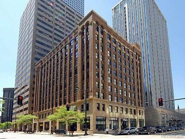 444 17th Street #702, Denver, CO 80202 (#6593432) :: Finch & Gable Real Estate Co.