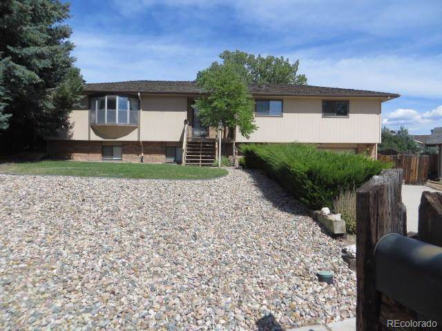 330 E Rockrimmon Boulevard, Colorado Springs, CO 80919 (MLS #6605255) :: Colorado Real Estate : The Space Agency