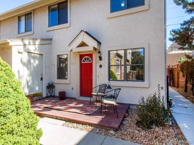 140 Jackson Street, Denver, CO 80206 (#6610438) :: The Peak Properties Group