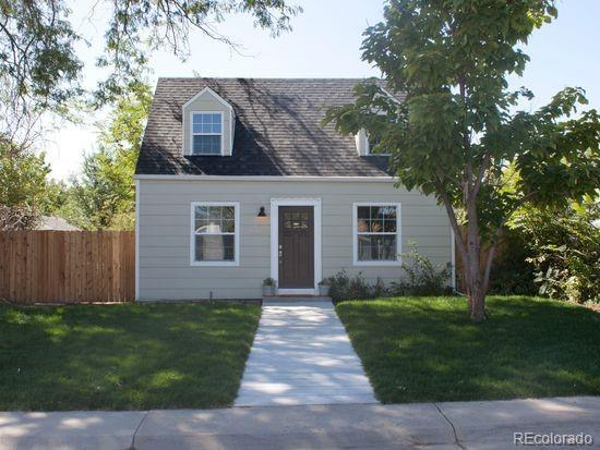 1816 W Stoll Place, Denver, CO 80221 (#6619278) :: The Pete Cook Home Group