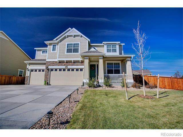 2707 Red Bird Trail, Castle Rock, CO 80108 (#6626805) :: Kimberly Austin Properties