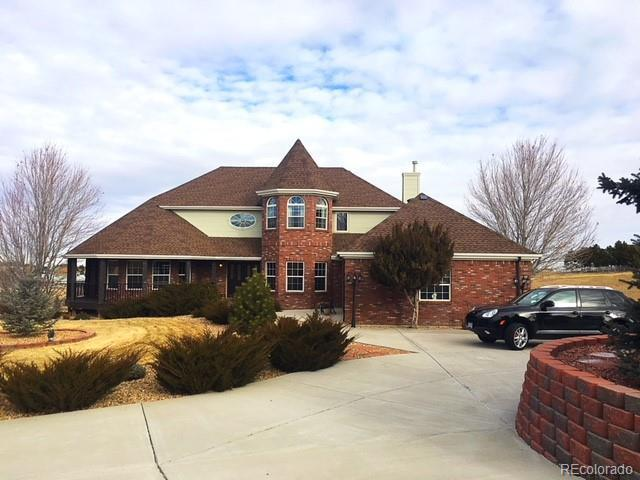 307 Andrea Circle, Parker, CO 80138 (#6628344) :: The Peak Properties Group