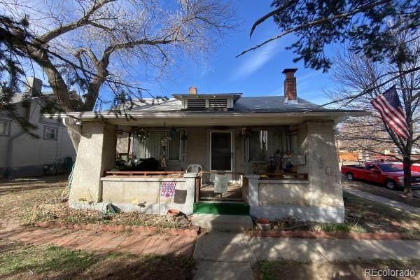 1901 S Williams Street, Denver, CO 80210 (#6631324) :: The Brokerage Group