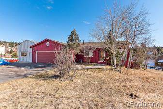 3320 El Pinal Drive, Evergreen, CO 80439 (#6693968) :: The DeGrood Team