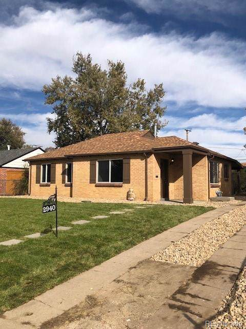 2940 Ivy Street, Denver, CO 80207 (#6698132) :: HomePopper