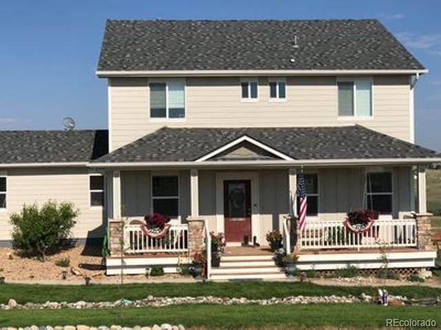 34698 Southern Cross Loop, Kiowa, CO 80117 (MLS #6751683) :: 8z Real Estate