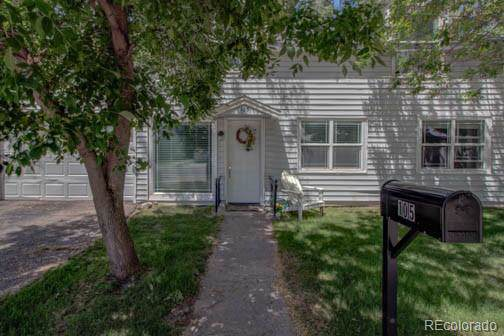 105 W 8th Street, Craig, CO 81625 (#6766077) :: 5281 Exclusive Homes Realty