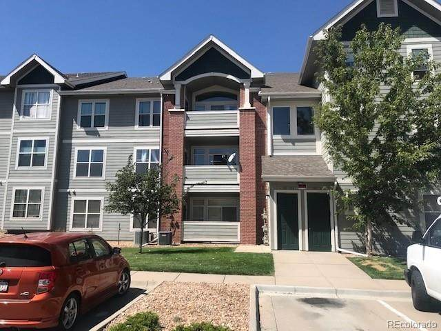 14323 E 1st Drive #203, Aurora, CO 80011 (#6767569) :: The HomeSmiths Team - Keller Williams