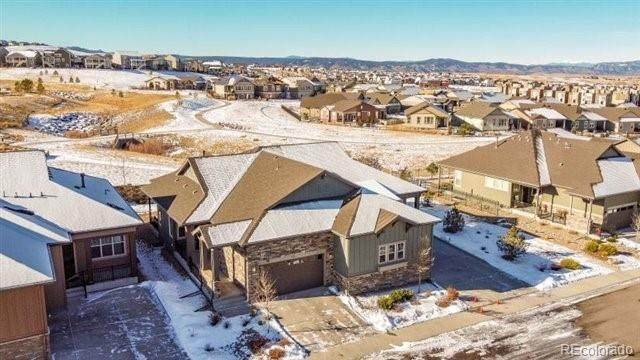 3565 New Haven Circle, Castle Rock, CO 80109 (#6784347) :: Stephanie Fryncko | Keller Williams Integrity