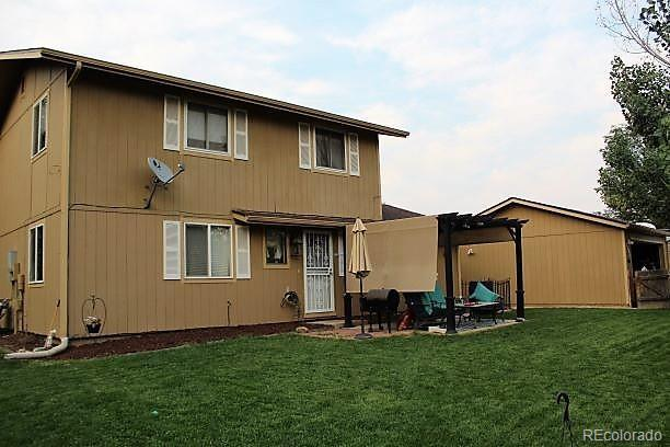 9307 Ingalls Street, Westminster, CO 80031 (#6786368) :: The Griffith Home Team