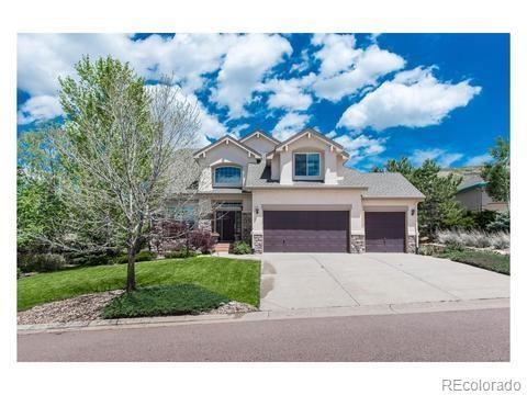3062 Cherry Plum Way, Castle Rock, CO 80104 (#6796341) :: Colorado Home Finder Realty