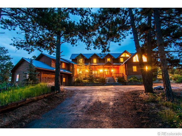 2550 N State Highway 67, Sedalia, CO 80135 (MLS #6797995) :: 8z Real Estate