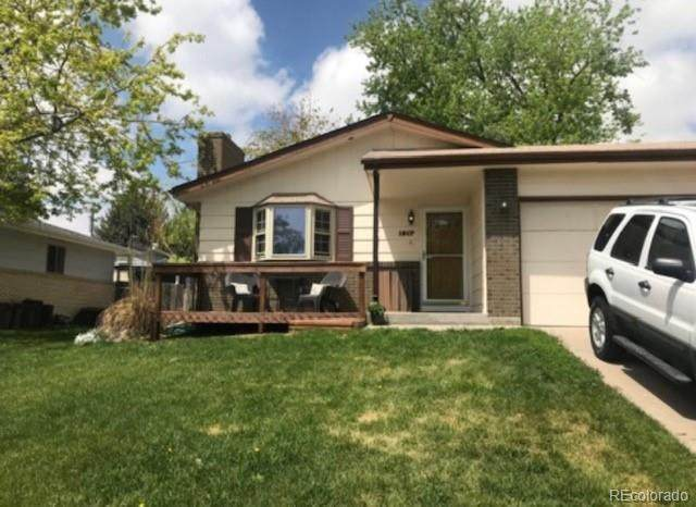 1917 33rd Avenue, Greeley, CO 80634 (#6799786) :: The HomeSmiths Team - Keller Williams