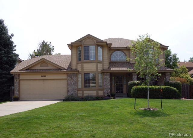 20926 E Berry Avenue, Centennial, CO 80015 (#6807912) :: The Griffith Home Team