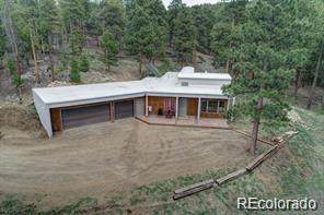 23141 Black Bear Trail, Conifer, CO 80433 (#6816472) :: The DeGrood Team