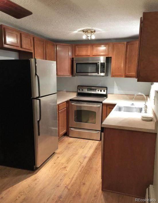 2700 S Holly Street #112, Denver, CO 80222 (MLS #6817517) :: Wheelhouse Realty