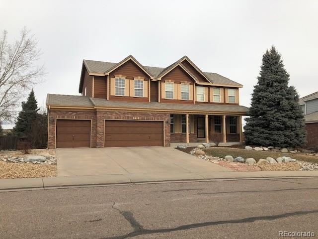 539 Sugarfoot Street, Castle Pines, CO 80108 (MLS #6898385) :: Bliss Realty Group