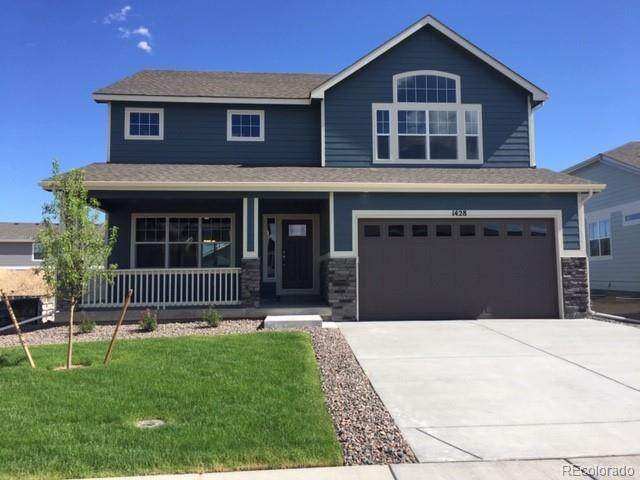 1428 87th Ave, Greeley, CO 80634 (MLS #6928583) :: Kittle Real Estate