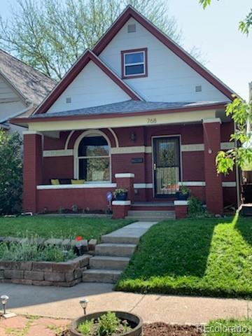 768 S Grant Street, Denver, CO 80209 (#6948028) :: The HomeSmiths Team - Keller Williams