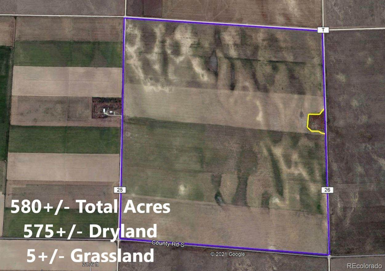 580+/- Acres - Lincoln County - Photo 1